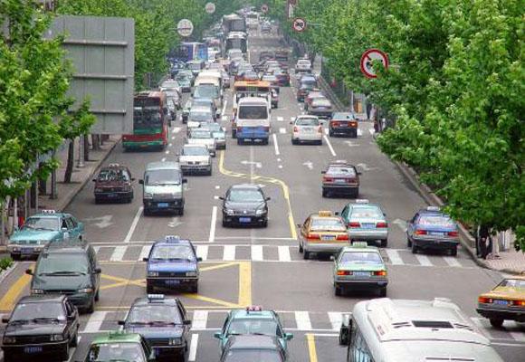 智慧交通系统