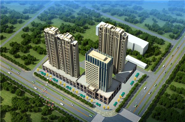 陝西住宅建築設計