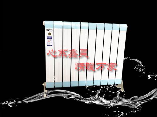 铜铝复合散热器