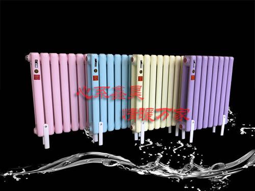 钢制散热器(50*25)φ600