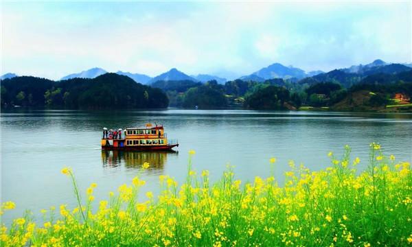 紫薇山庄度假