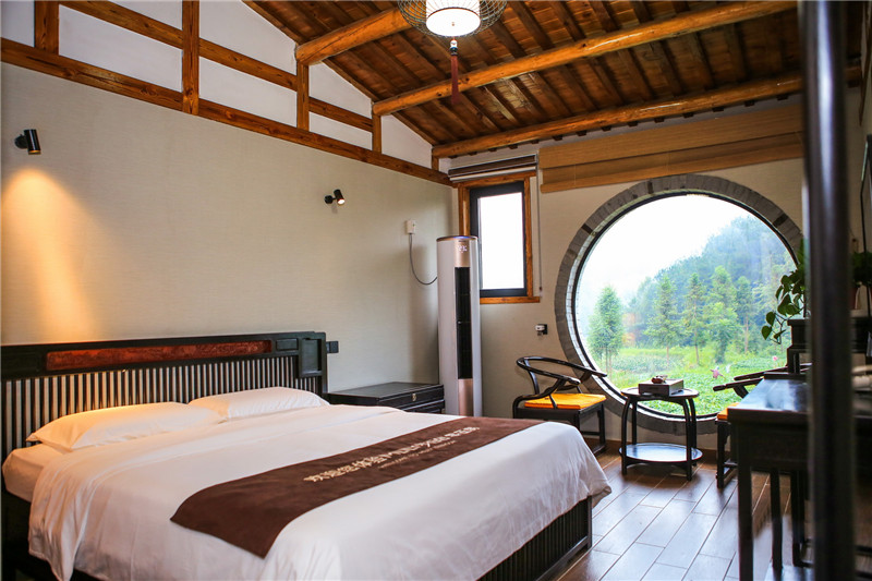竹居新中式大床房
