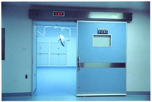 陕西玻璃自动门-医院手术门