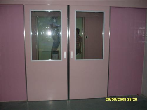 陕西玻璃自动门-医院门