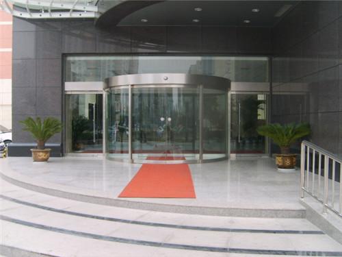 陕西旋转门案例-凤城酒店