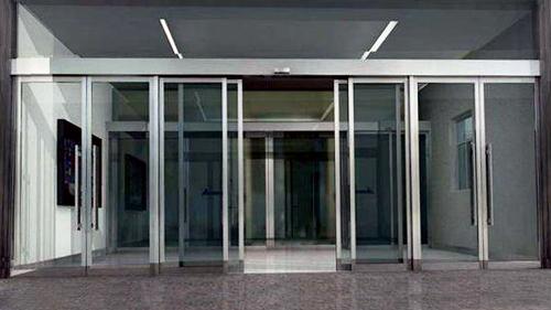 陕西玻璃自动门-自动感应门