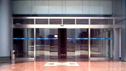 陕西玻璃自动门-平移自动感应门