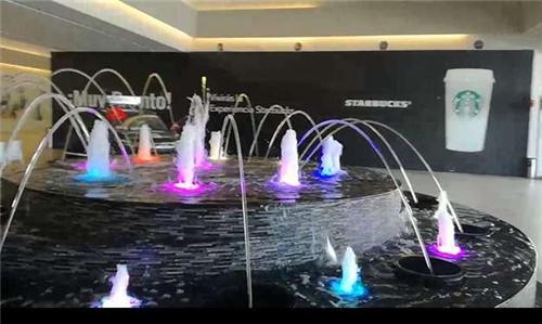 四川室内喷泉设计