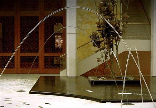 四川光亮喷泉