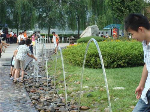 四川互动喷泉生产