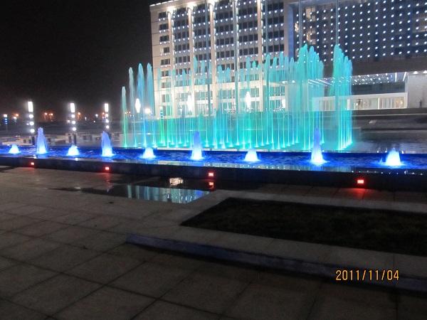 四川程控喷泉安装