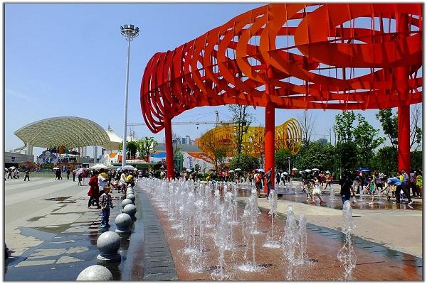 四川旱喷泉生产