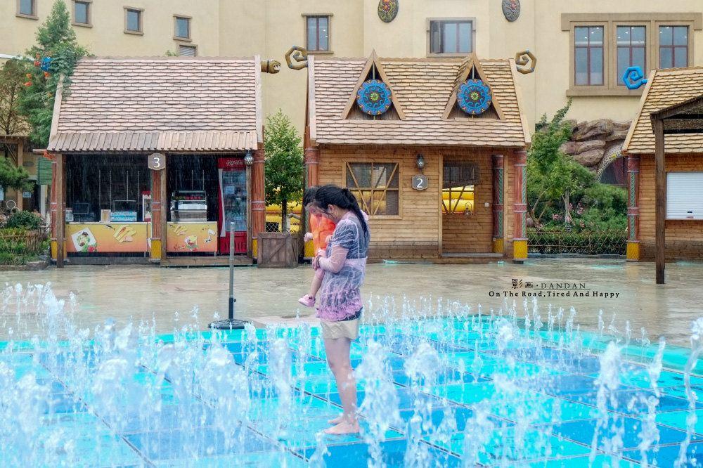 四川迷宫喷泉