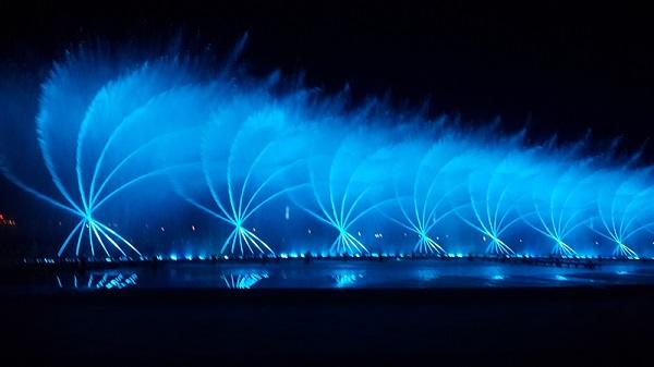 四川动感摇摆喷泉生产