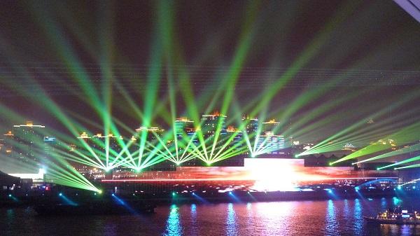 四川水舞灯光秀设计