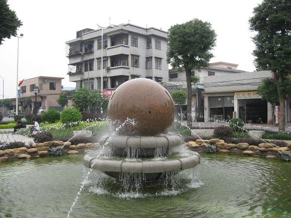 四川园林喷泉