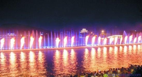 四川喷火喷泉生产