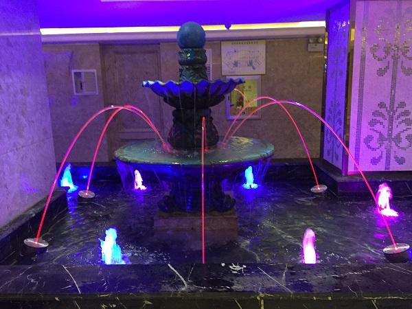 成都室内喷泉