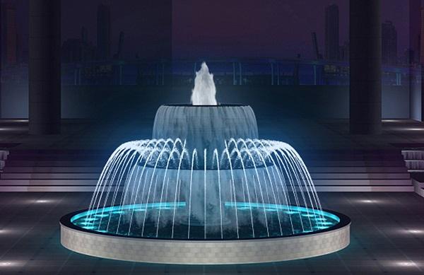 四川雕塑喷泉