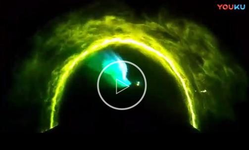 湖北激光水幕电影动画