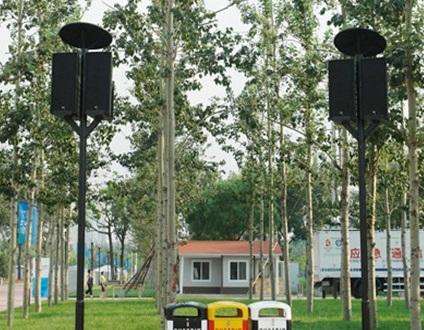 四川喷泉设备-防水音箱