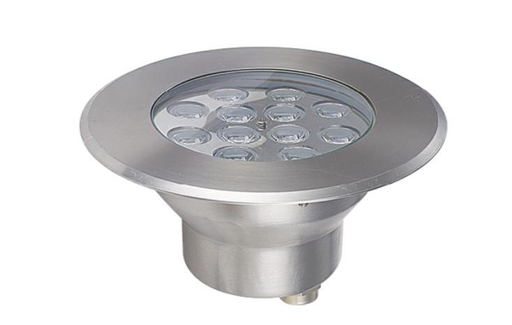 成都喷泉设备-LED不锈钢地埋彩灯