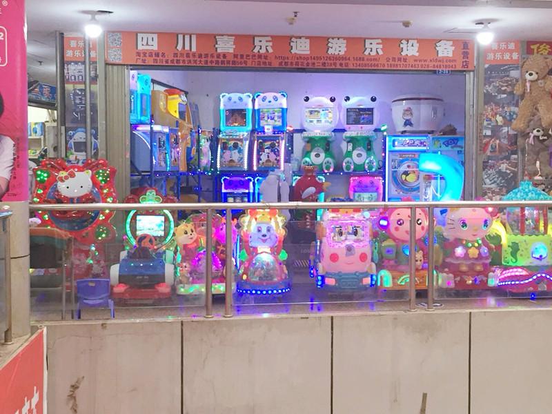 四川摇摆机厂家门店展示