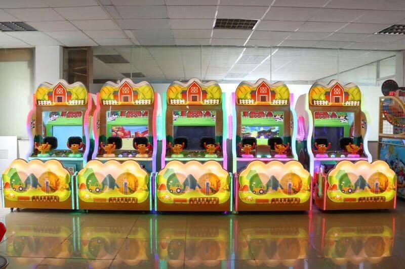 四川儿童游戏机合作伙伴