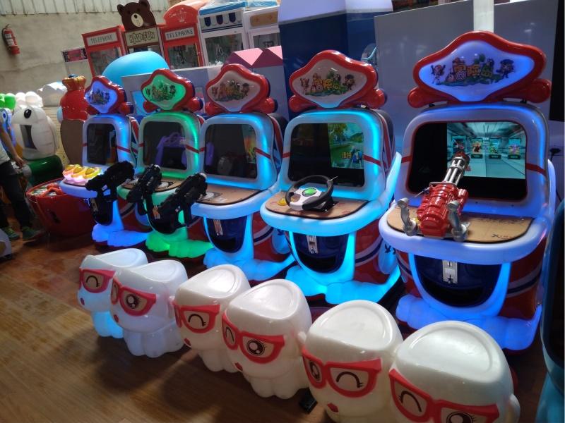四川儿童游戏机客户见证
