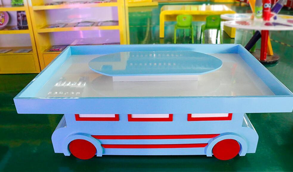 手工沙桌益智玩具