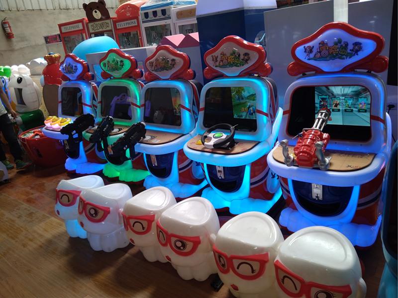 如何为儿童创造一个安全的游乐环境?成都儿童游戏机厂家为你解答
