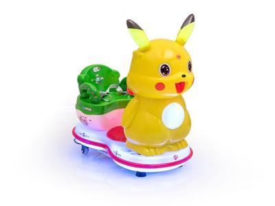 各个年龄阶段孩子喜欢的四川儿童摇摇车都是不一样