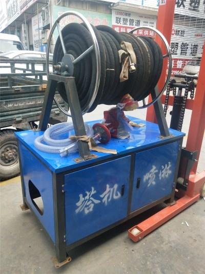陕西塔吊喷淋机荣获国家品质产品称号