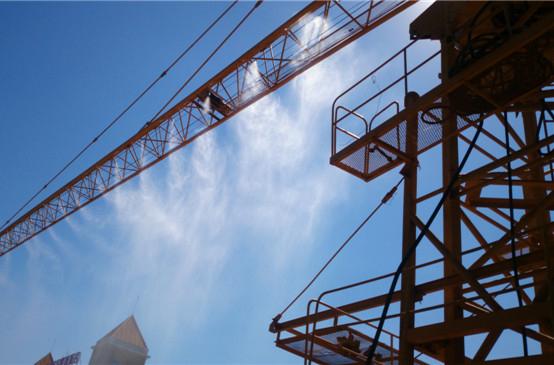 陕西塔吊喷淋产品合作案例