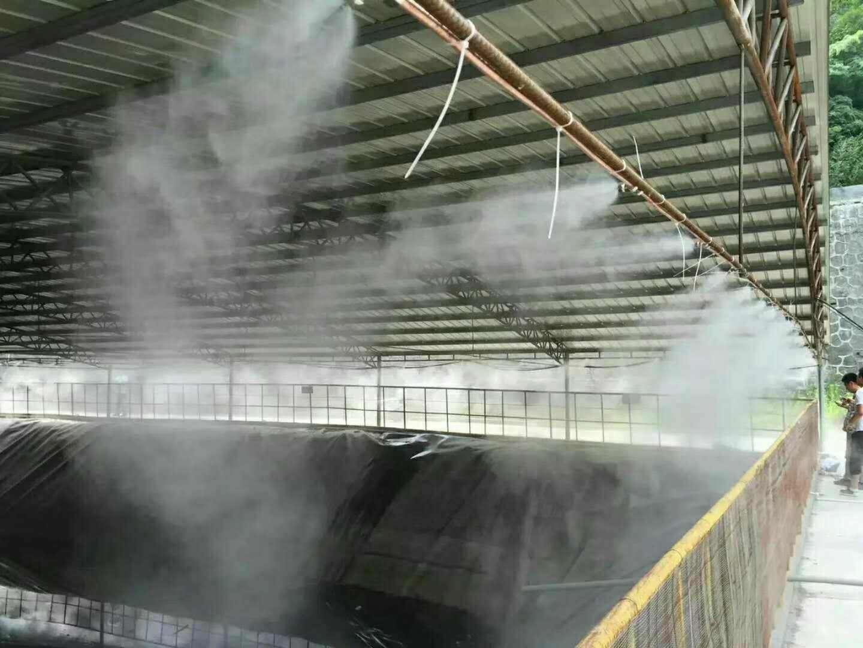 厂房降温系统案例