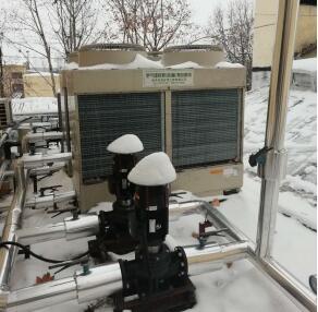 西安空气能热水采暖