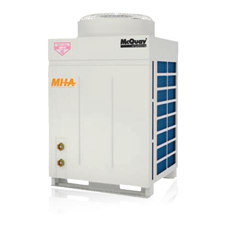 低溫模塊式空氣源熱泵熱水機組 MHA-B