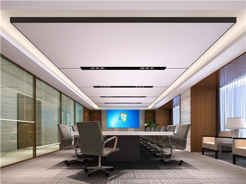 河南办公室装修:盛翔置业办公室