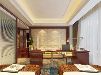 河南酒店装修