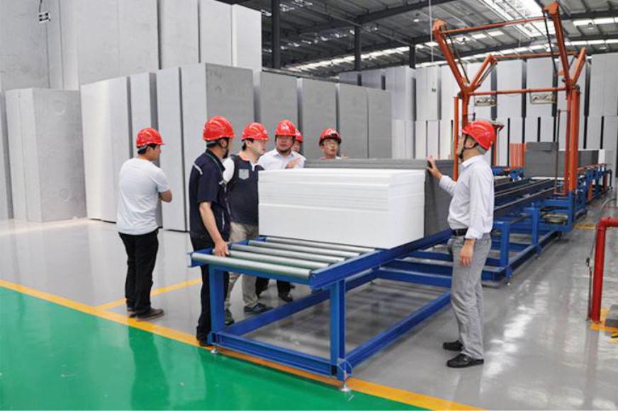 陕西外墙保温装饰生产机器