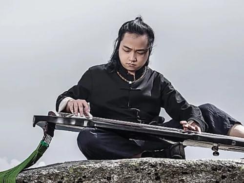 青年古琴演奏家——蔡伟艺老师