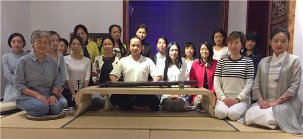 西安古琴培訓