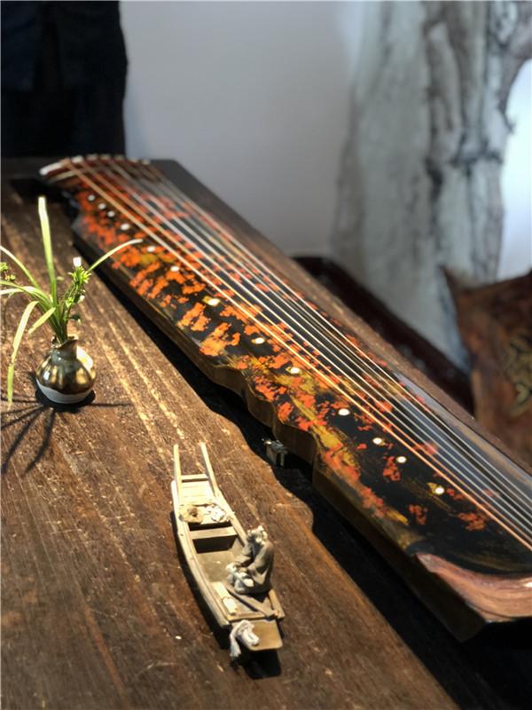 西安古琴銷售