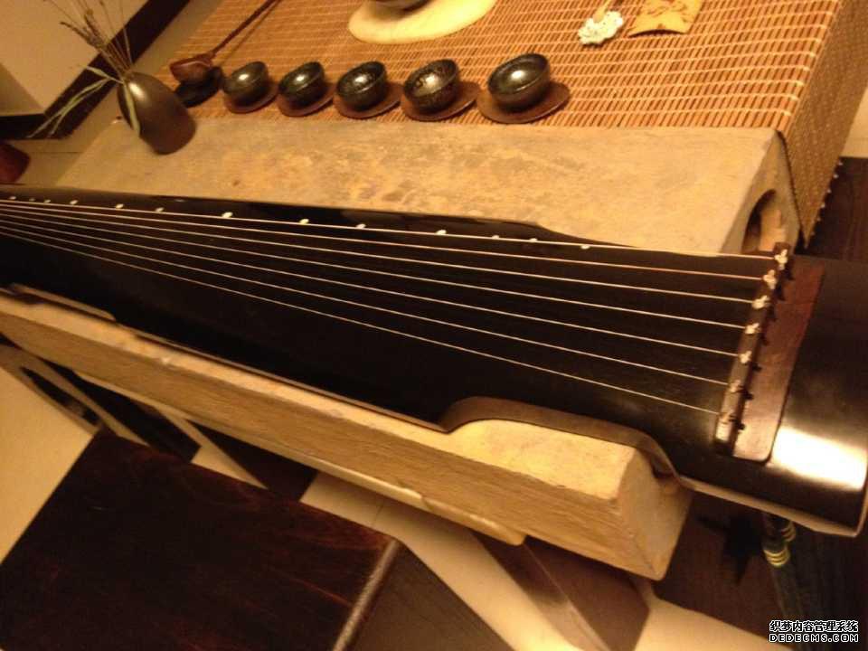 古琴背谱的四种方法