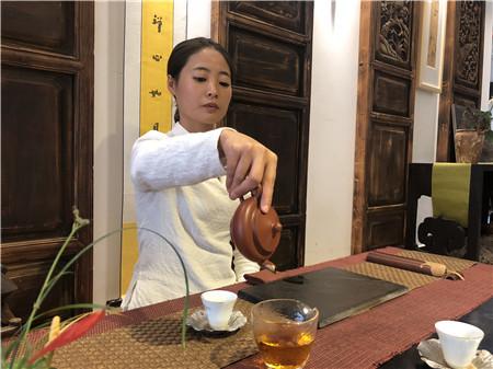 西安茶道文化