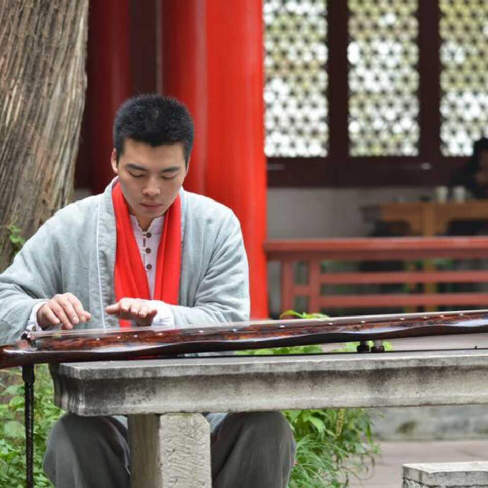 西安古琴培训