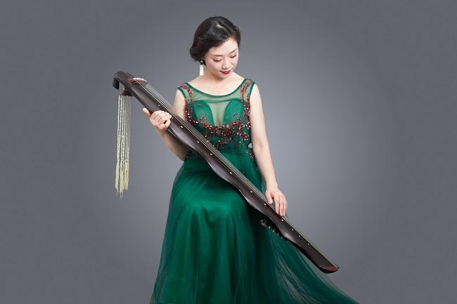 古琴古筝导师——田萌老师