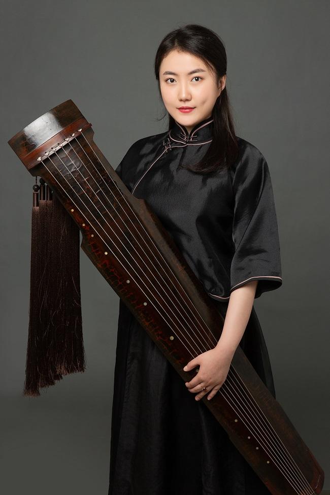 古琴老师——岱岱