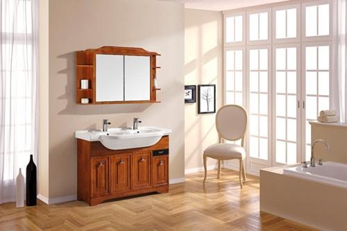 选择实木浴室柜的四个步骤你漏掉了那个