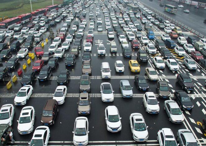 2020春节出行大数据预测报告告诉你春运期间高速公路哪个时间段.拥堵